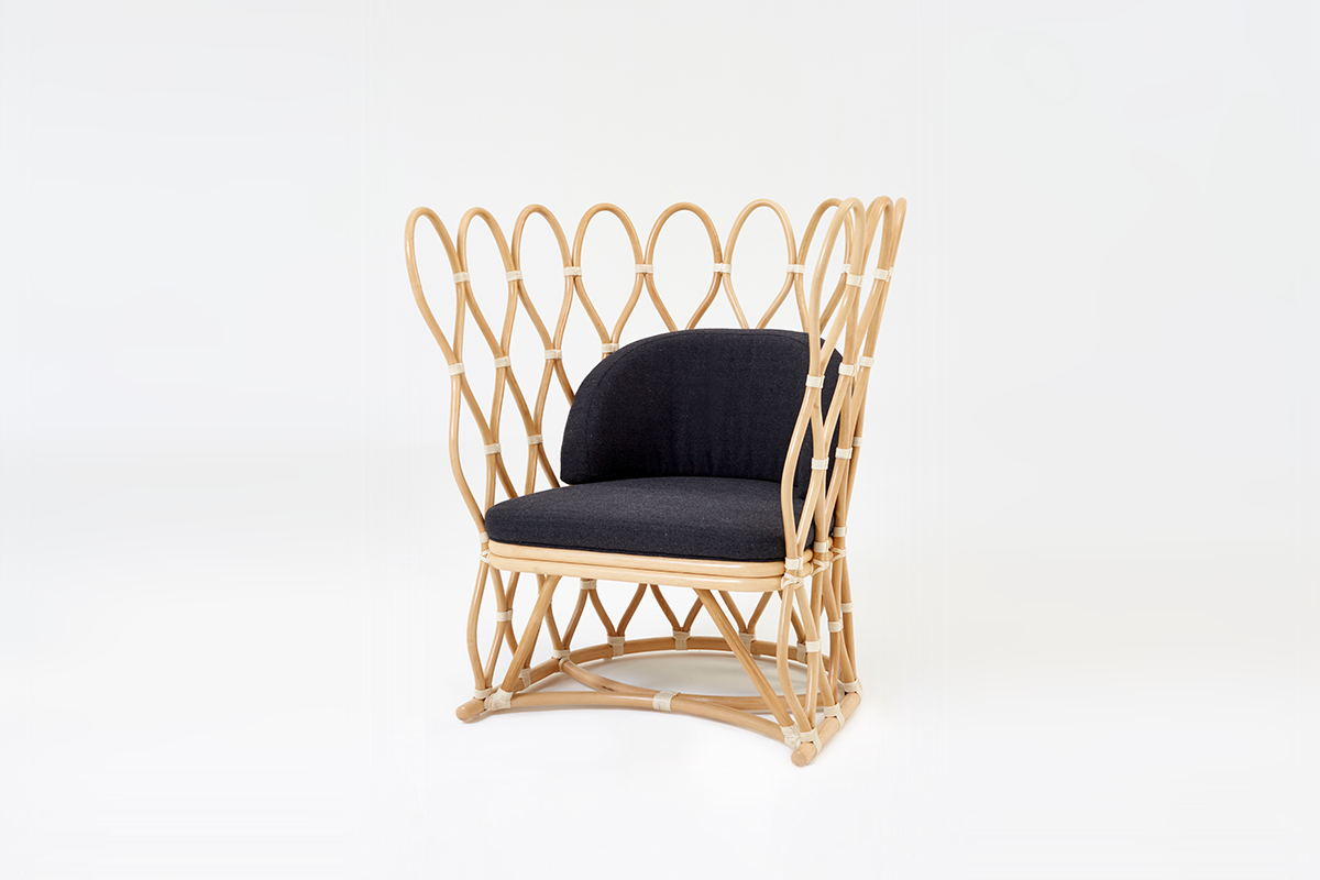 Sensational Yamakawa Rattan Uwap Interior Chair Design Uwaporg